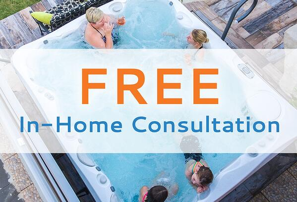 Hot Tub In Home Consultation