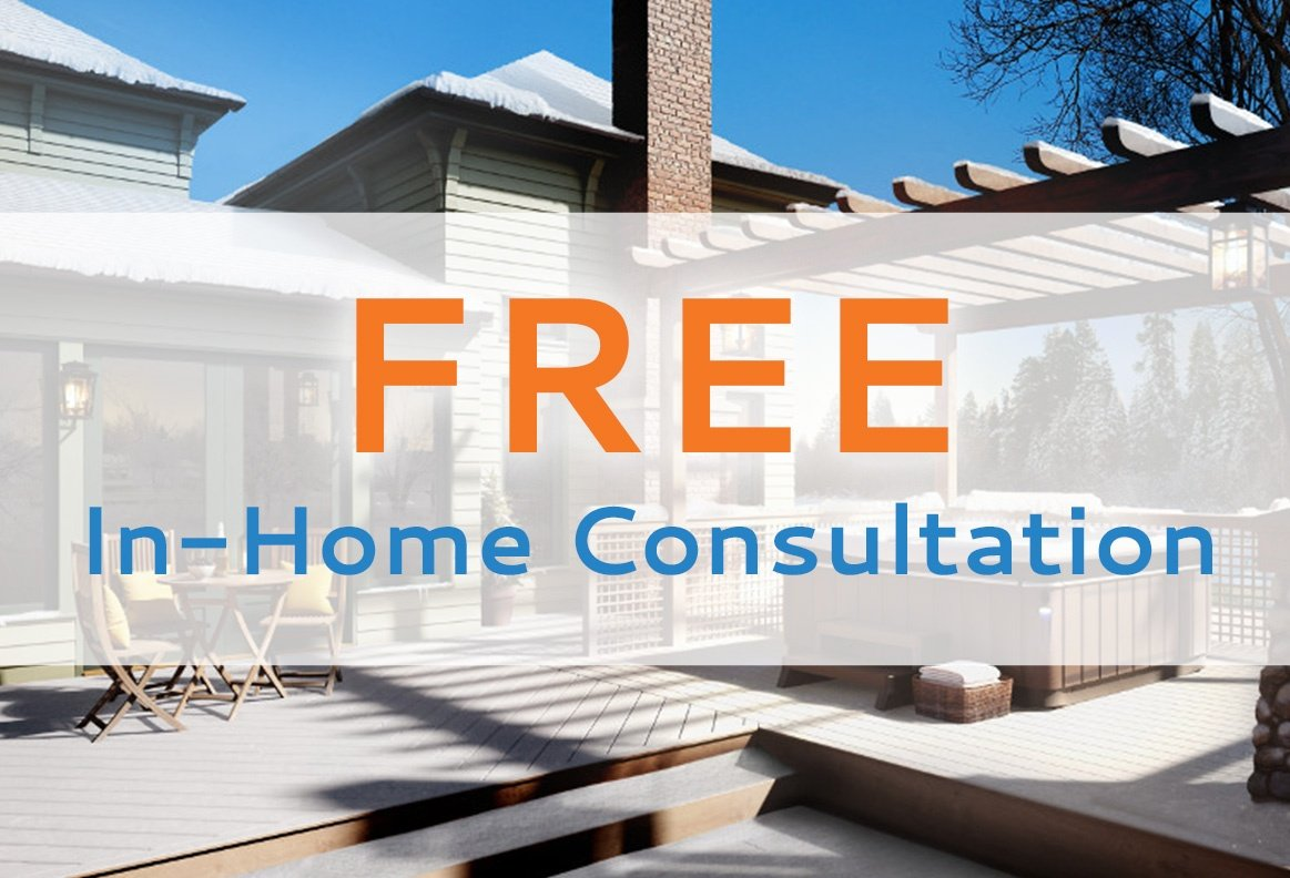 Free In Home Hot Tub Consultation