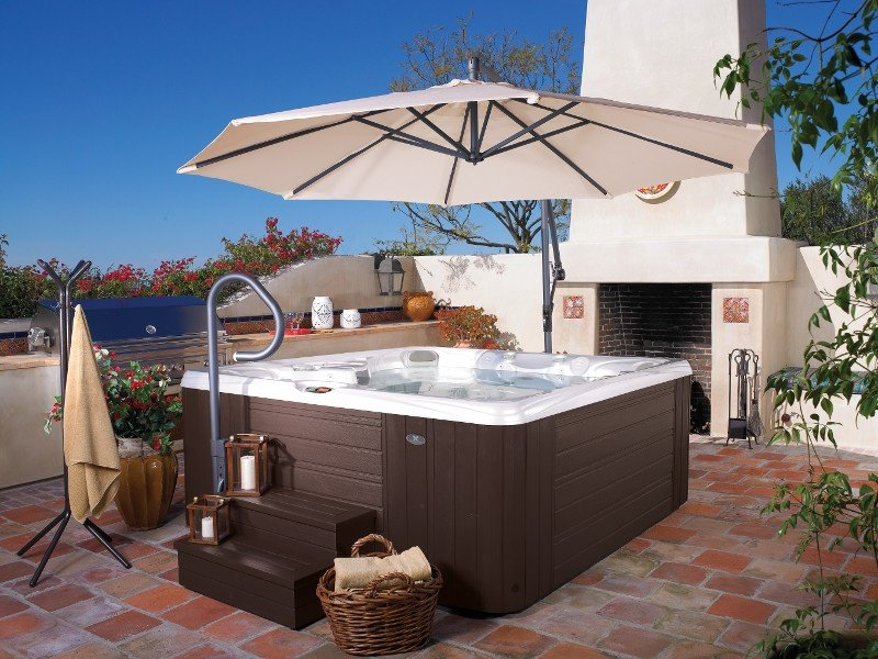 Top Rated Hot Tub Caldera