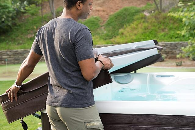 Hot Tub Cover Care; Hot Tub Cover Replacement