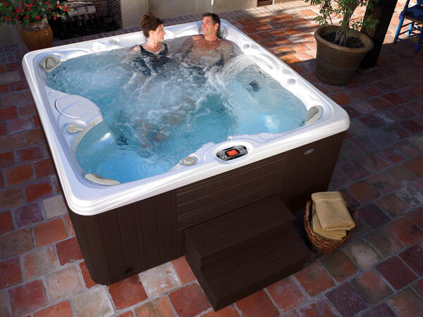 Hot Tub Preparation