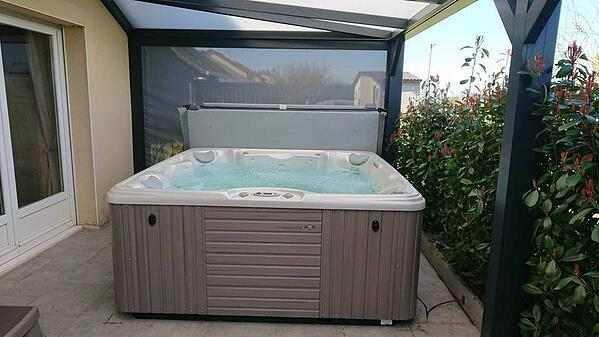Hot Tub Electrica Requirement