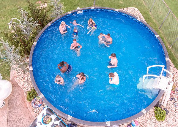 24' Above Ground Pool